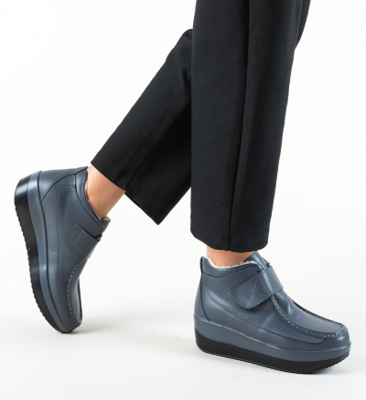 Pantofi Casual Jistry Gri