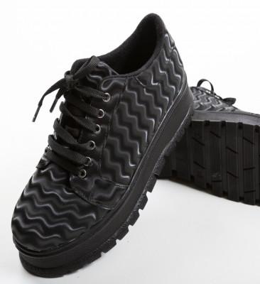 Pantofi Casual Kislev Negri 2
