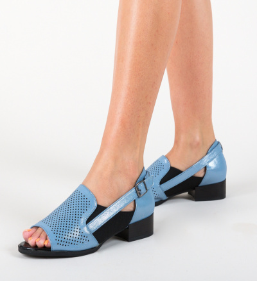 Pantofi Casual Mantelis Albastri