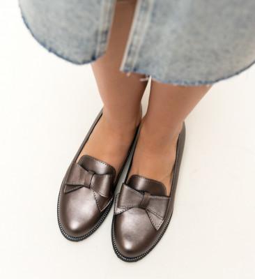 Pantofi Casual Mylah Gri