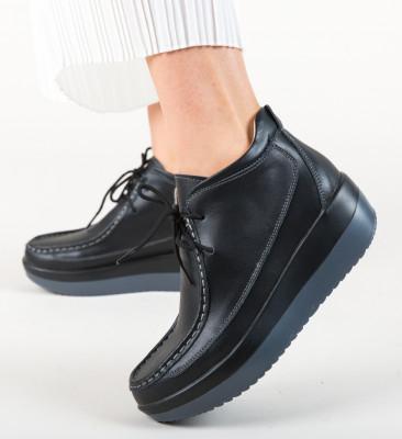 Pantofi Casual Nash Negri