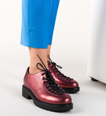 Pantofi Casual Nial Grena