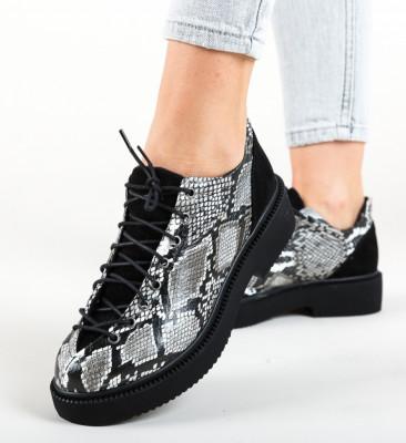 Pantofi Casual Poly Negri 2