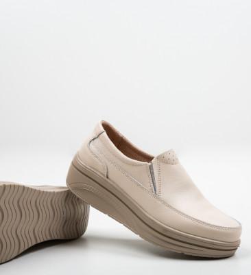 Pantofi Casual Rankin Bej
