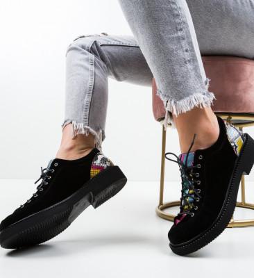 Pantofi Casual Simion Negri 8