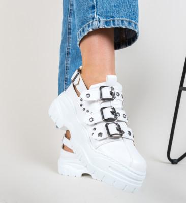 Pantofi Casual Stoneh Albi