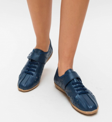 Pantofi Casual Vinio Albastri