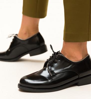 Pantofi Casual Zain Negri