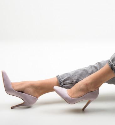 Pantofi Cerys Mov