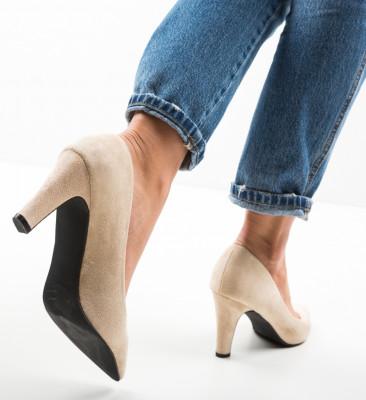 Pantofi Erba Bej 2