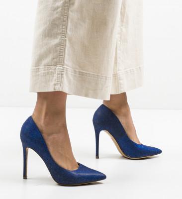 Pantofi Ferrei Albastri