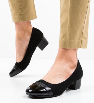 Pantofi Fesgabo Negri 2