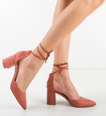 Pantofi Fitonic Roz