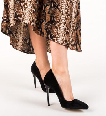 Pantofi Fordan Negri