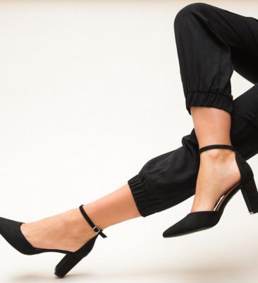 Pantofi Genesis Negri