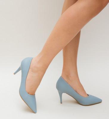 Pantofi Gomy Albastri