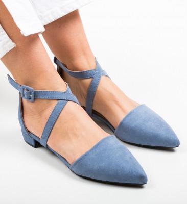 Pantofi Haeq Albastri