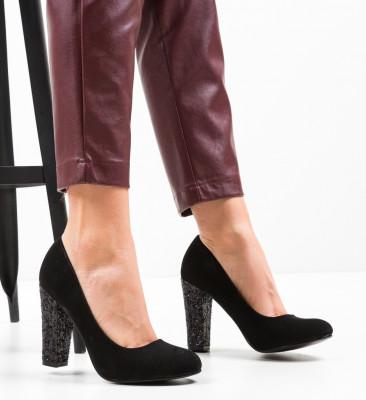Pantofi Hekolora Negri 2