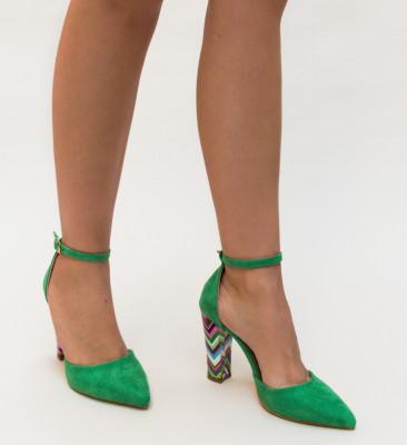 Pantofi Kyron Verzi