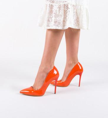 Pantofi Oligo Portocalii