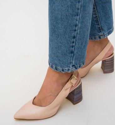 Pantofi Palalama Nude