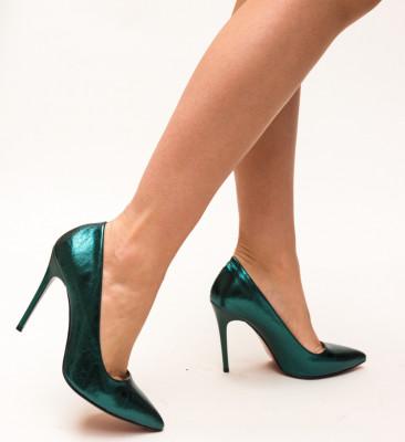 Pantofi Pideos Verzi