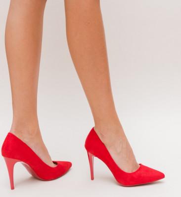 Pantofi Polon Rosii