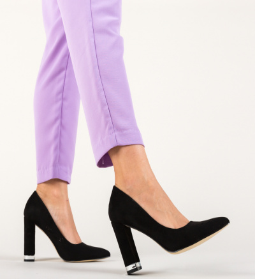 Pantofi Sofie Negri
