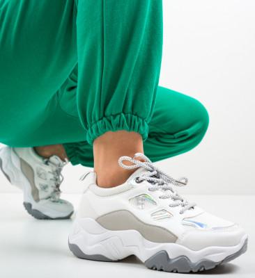 Pantofi Sport Adida Albi