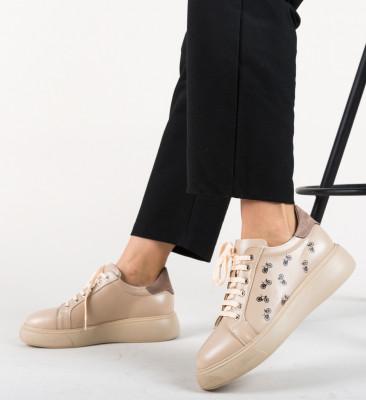 Pantofi Sport Bicial Bej