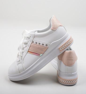 Pantofi Sport Calve Albi 5
