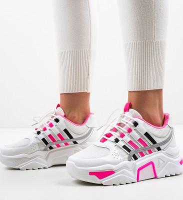Pantofi Sport Clayto Fuchsia