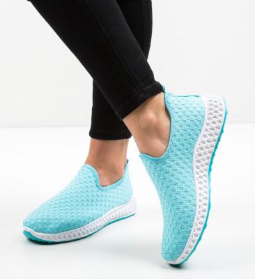 Pantofi Sport Clemeno Albastri