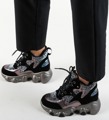 Pantofi Sport Darci Negri