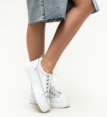 Pantofi Sport Demou Albi