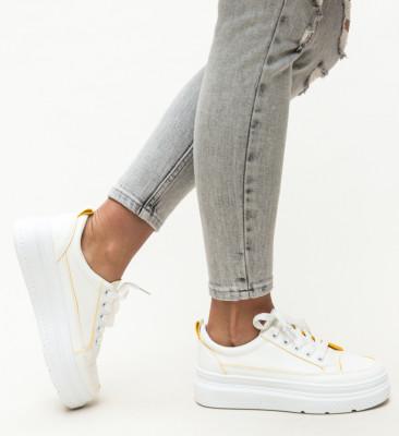 Pantofi Sport Demou Galbeni