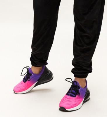 Pantofi Sport Drapo Mov