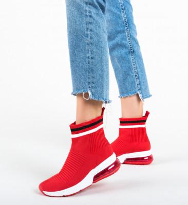 Pantofi Sport Elisa Rosii