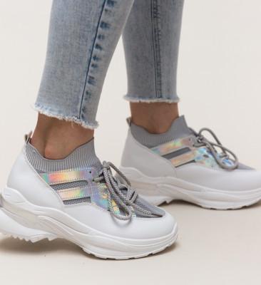 Pantofi Sport Felix Argintii