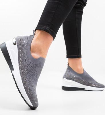 Pantofi Sport Gissele Gri