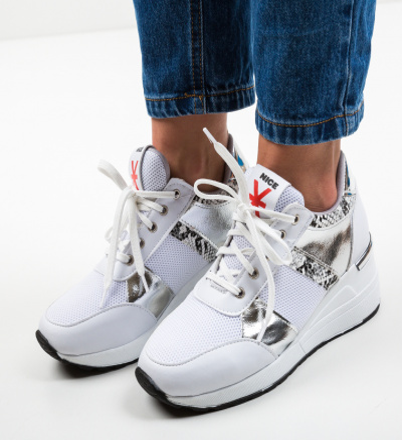 Pantofi Sport Hibara Albi 2