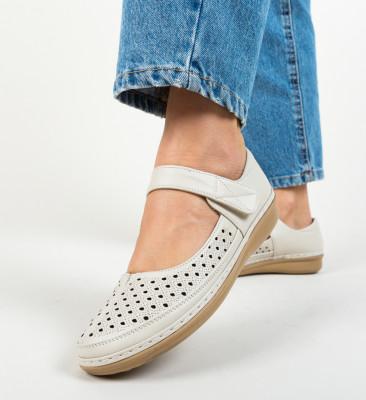 Pantofi Sport Lumbero Bej