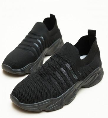 Pantofi Sport Luner Negri 2