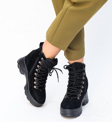 Pantofi Sport Nesal Negri 2