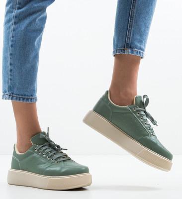 Pantofi Sport Nustu Verzi