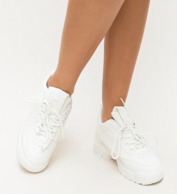 Pantofi Sport Paroda Albi