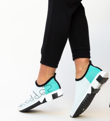 Pantofi Sport Sabbar Verzi