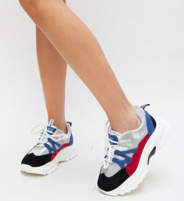 Pantofi Sport Seva Rosii