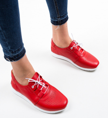 Pantofi Sport Soropa Rosii