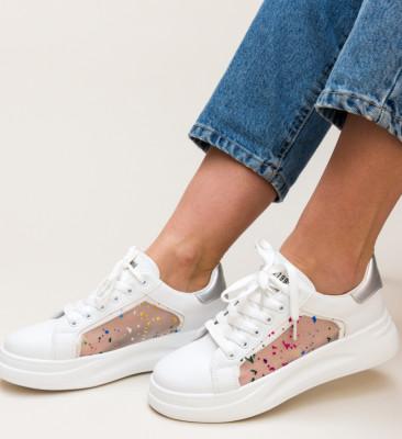 Pantofi Sport Sumbro Argintii